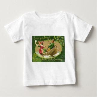 Vintage Erin går det Bragh st patrick's daykortet Tee Shirt