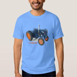 Vintage för Fordson traktorklassiker som T-shirts