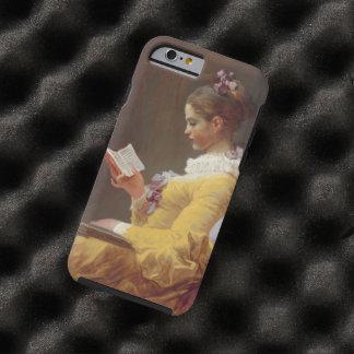 Vintage för Jean-Honore Fragonard ung Tough iPhone 6 Fodral