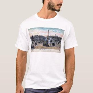 Vintage för Le Förlägga de laConcorde Paris T Shirts