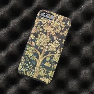 Vintage för William Morris livets trädblommigt Tough iPhone 6 Skal