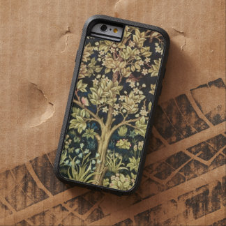 Vintage för William Morris livets trädblommigt Tough Xtreme iPhone 6 Case