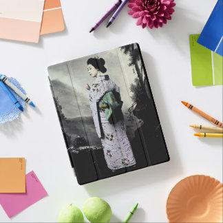 Vintage fotograferar:  Geishaflicka iPad Skydd