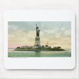 "Vintage""frihetsgudinnan"" affisch. New York. Musmatta"