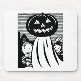 Vintage Halloween Mus Matta