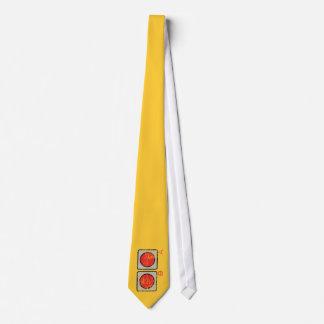 Vintage knäppas tien slips