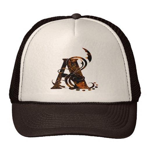 Vintage märker A - hatt Trucker Keps