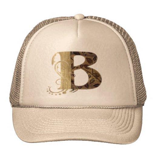 Vintage märker B - hatt Trucker Kepsar