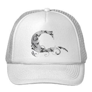 Vintage märker C - hatt Trucker Kepsar