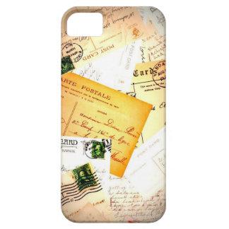 Vintage märker fodral för iPhone 5 iPhone 5 Cover