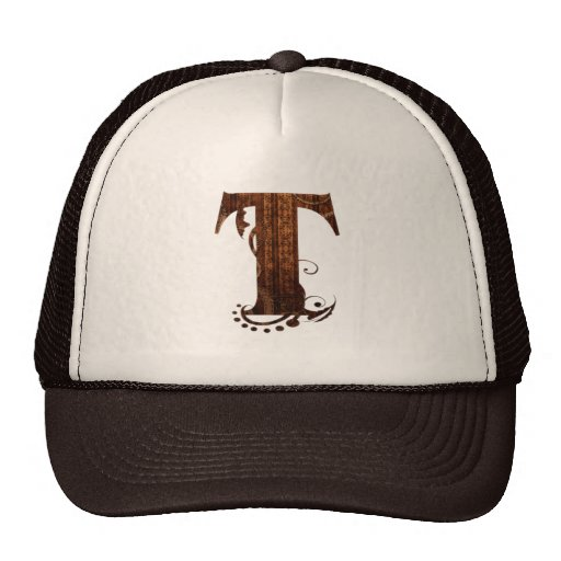 Vintage märker T - hatt Baseball Hat