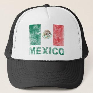Vintage mexico truckerkeps