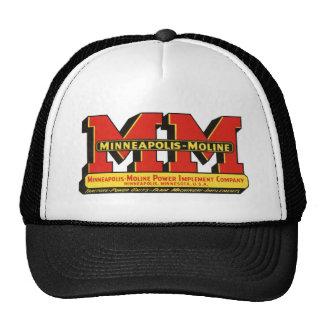 Vintage Minneapolis-Moline Keps