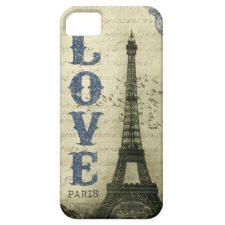 Vintage Paris iPhone 5 Case-Mate Fodral