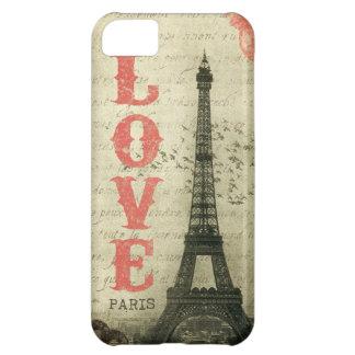 Vintage Paris iPhone 5C Fodral