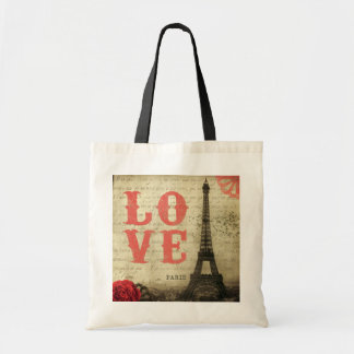Vintage Paris Tygkasse