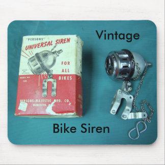 Vintage Pearson, cykelsiren Musmatta