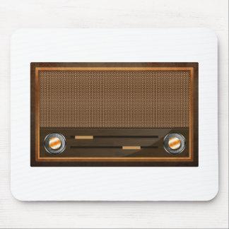 Vintage radiosände musmatta