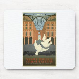 Vintage resor Milan uttryckliga Orient Musmatta