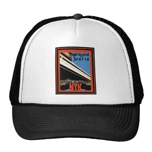 Vintage resoraffisch baseball hat