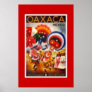 Vintage resoraffisch Mexico 2