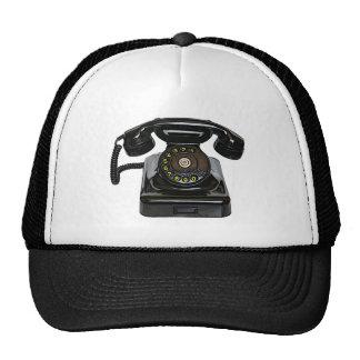 Vintage ringer hatten keps