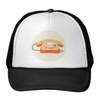 Vintage ringer baseball hat