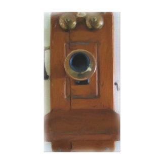 Vintage ringer på kanfas canvastryck