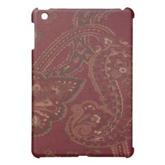 Vintage röda Paisley iPad Mini Skydd