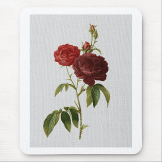 Vintage rosa Mousepad Musmatta