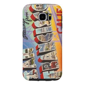Vintage San Francisco Galaxy S5 Fodral