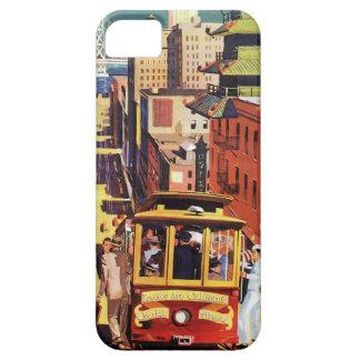 Vintage San Francisco iPhone 5 Skal