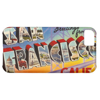 Vintage San Francisco iPhone 5C Fodral