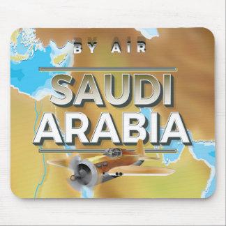 Vintage Saudiarabien reser affischen Mus Mattor