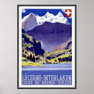 Vintage Schweitz - Posters
