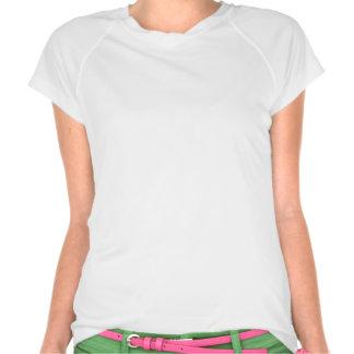 Vintage som är lantlig, land, chic, mint, rosa, tee shirts