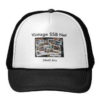 Vintage SSB förtjänar hatten Keps