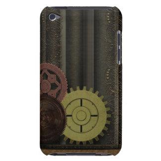 Vintage SteamPunk utrustar Fodral-Kompisen iPod iPod Touch Case-Mate Skydd