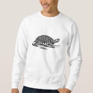 Vintageamerikanen boxas sköldpaddan - lång ärmad tröja