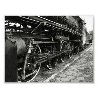 Vintageångatåg