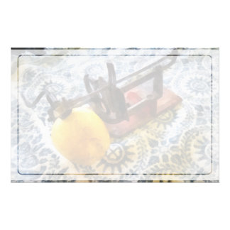 VintageApple skalare Brevpapper