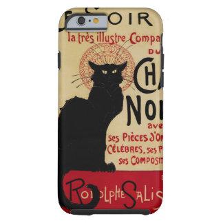 Vintageart nouveau, Le Prata Noir Tough iPhone 6 Fodral