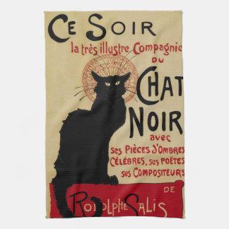 Vintageart nouveau, Le Prata Noir Kökshandduk