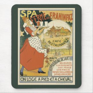 Vintageart nouveau, ölpubrestaurang och Cafe Musmatta