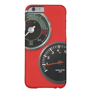 Vintageautomatiskn Barely There iPhone 6 Skal
