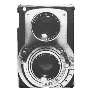Vintageb&wkamera iPad Mini Mobil Skal