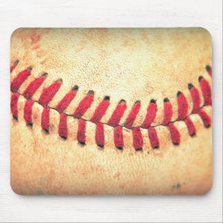 Vintagebaseballboll Mus Matta