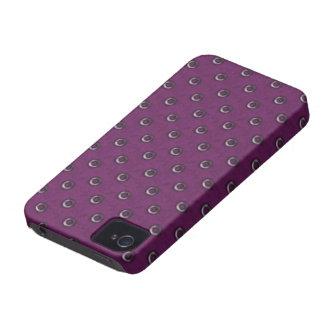 Vintageblackberry boldfodral iPhone 4 Case-Mate fodraler