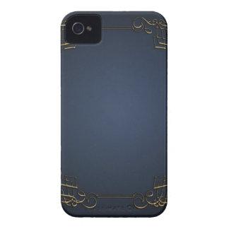 Vintageblackberry boldfodral Case-Mate iPhone 4 fodraler