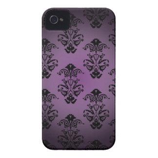 Vintageblackberry boldfodral Case-Mate iPhone 4 skal